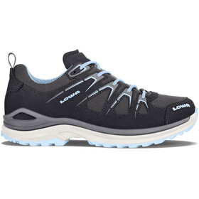 Lowa Innox Evo GTX Low Shoes Damen black/iceblue